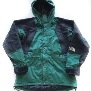 North Faces Mens Vintage Gore Tex Jacket SZ Medium